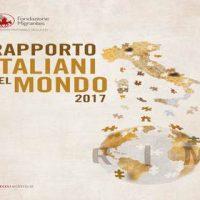rapporto Italiani nel mondo 2017